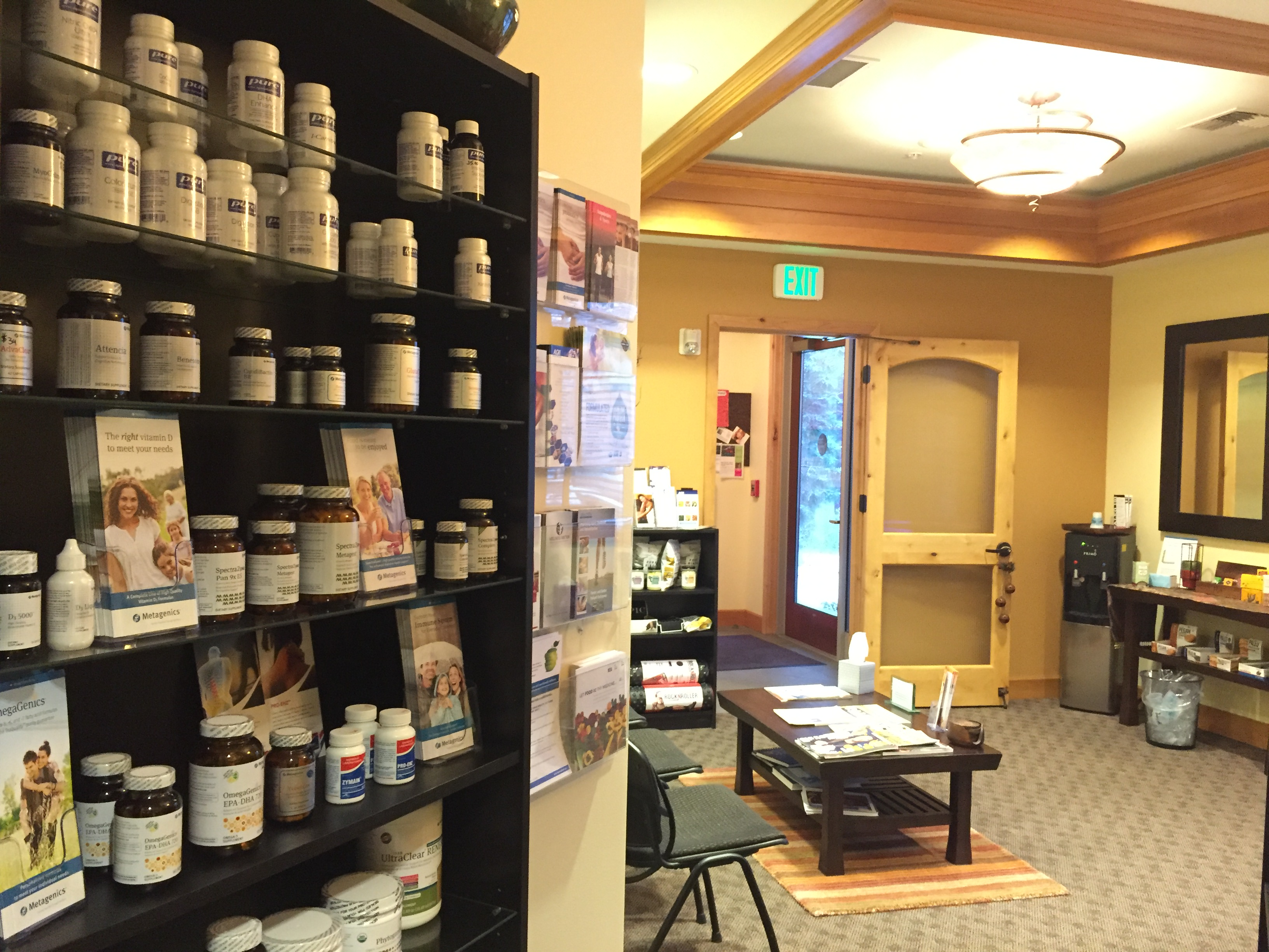 Bend Oregon Clinical Grade Supplements