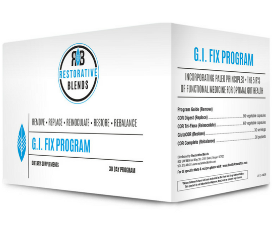 Restorative Blends GI FIX