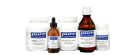 Pure Encapsulations nutrition supplements in Bend Oregon